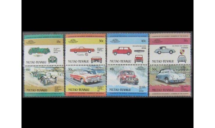 "Ниутао 1984 г. ""Автомобили"""