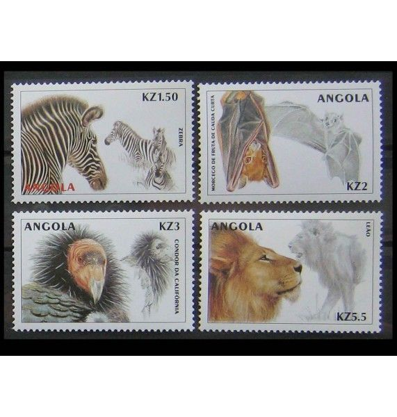 "Ангола 2000 г. ""Фауна"""