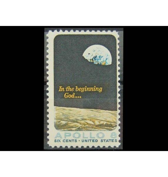 "США 1969 г. ""Аполлон 8"""