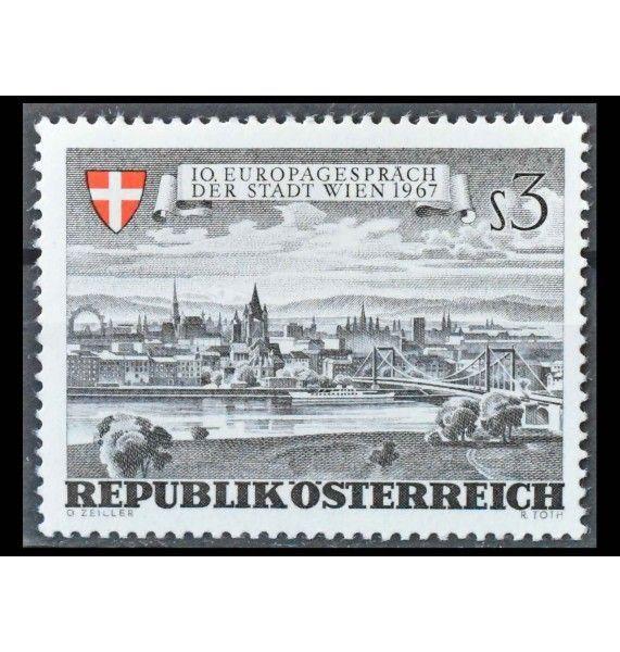 """Австрия 1967 г. """"Европереговоры"""""""
