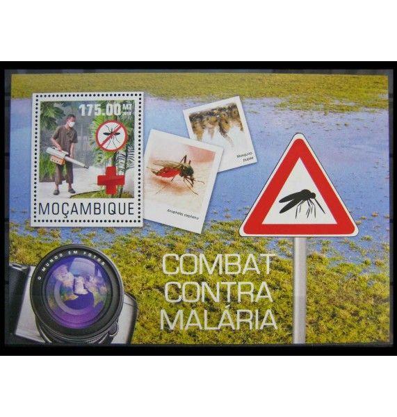 "Мозамбик 2014 г. ""Борьба с малярией"""