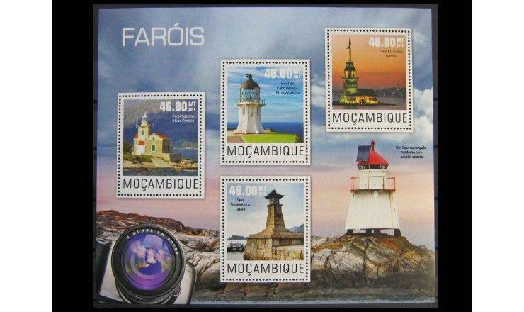 """Мозамбик 2014 г. """"Маяки"""""""