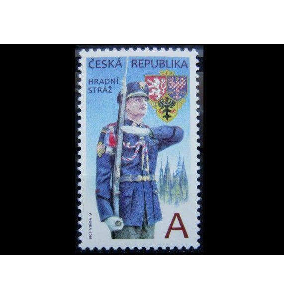"Чехия 2018 г. ""Крепостной караул"""
