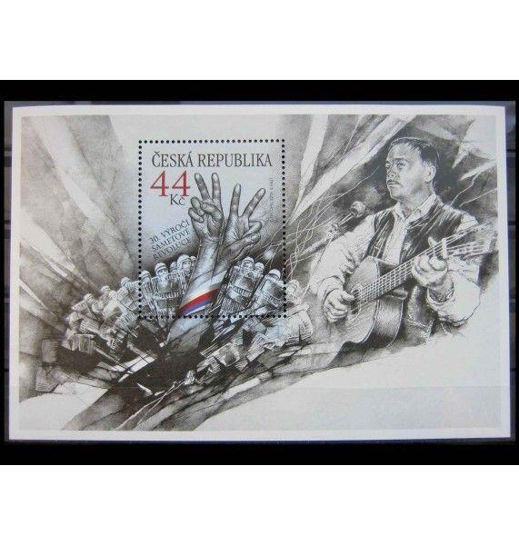 """Чехия 2019 г. """"30 годовщина бархатной революции и Карел Крыл"""""""