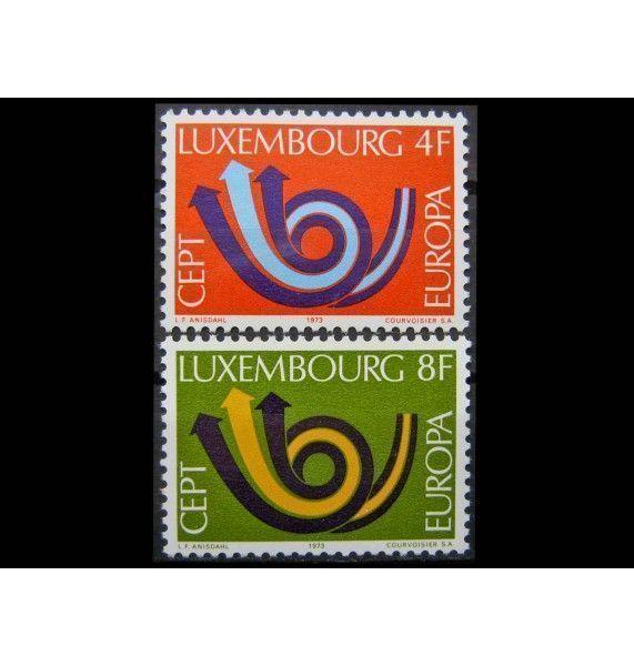 """Люксембург 1973 г. """"Европа"""""""