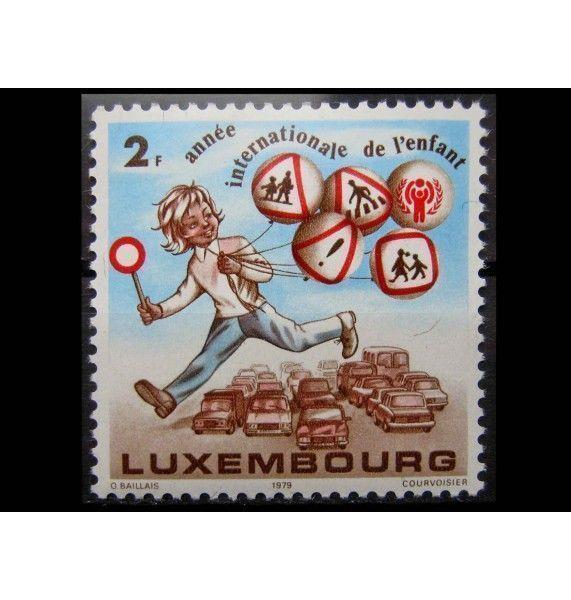 """Люксембург 1979 г. """"Международный год ребенка"""""""