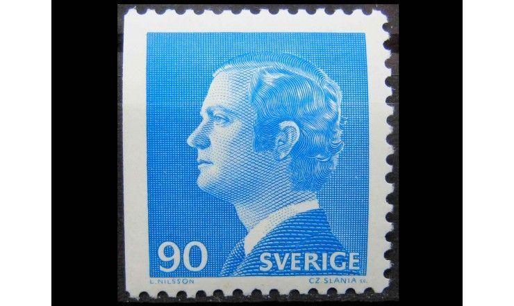 "Швеция 1975/1977 гг. ""Король Карл XVI Густав"""