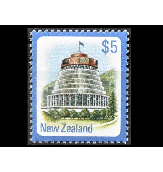 """Новая Зеландия 1981 г. """"Стандартные марки"""""""