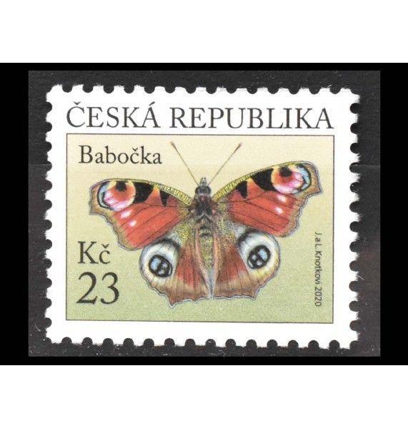 """Чехия 2020 г. """"Бабочки"""""""