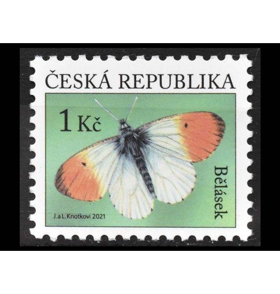 """Чехия 2021 г. """"Бабочки"""""""