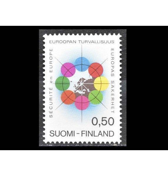 """Финляндия 1972 г. """"Европейская конференция по безопасности"""""""