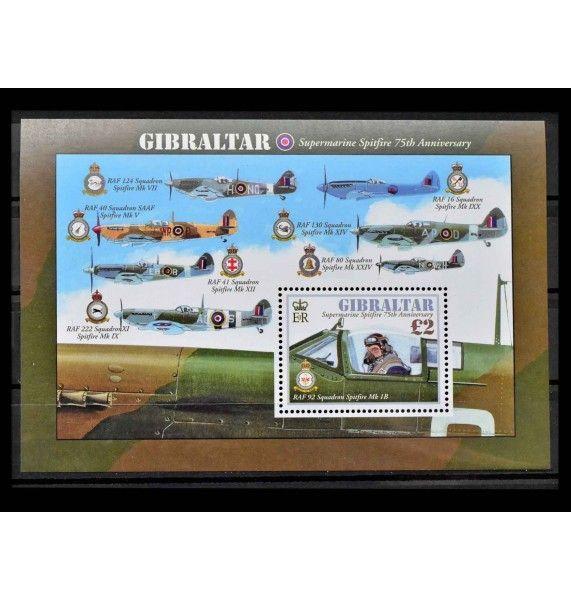 """Гибралтар 2011 г. """"Гибралтар 2011 г. """"75 лет истребителю Спитфайр"""""""
