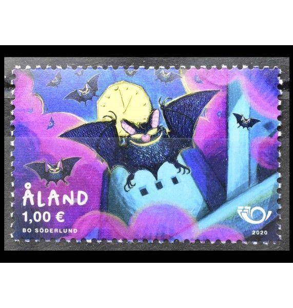 """Аландские острова 2020 г. """"Летучая мышь"""""""