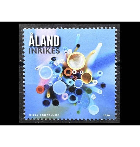 """Аландские острова 2020 г. """"Медицинские и промышленные шланги"""""""