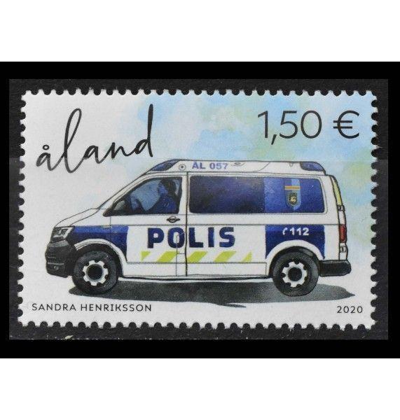"""Аландские острова 2020 г. """"Полиция на Аландских островах"""""""