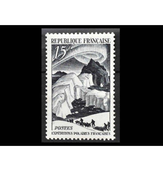 """Франция 1949 г. """"Французская полярная экспедиция"""""""