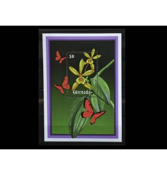"Гренада 2000 г. ""Орхидеи"""