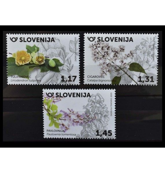 """Словения 2020 г. """"Флора-Парк цветущих деревьев"""""""