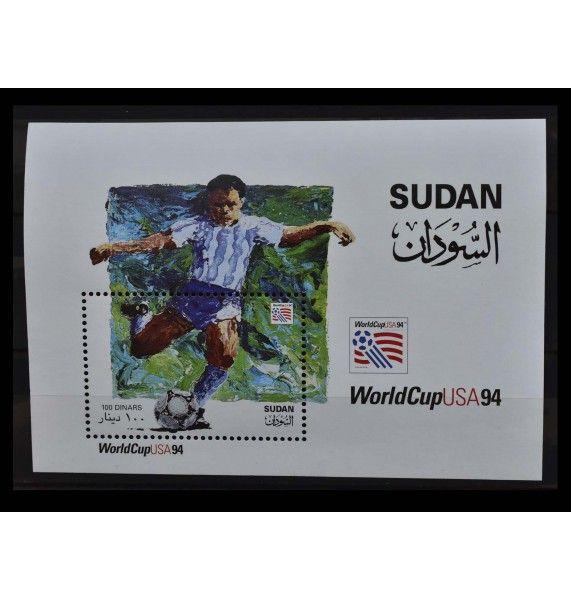 "Судан 1995 г. ""Чемпионат мира по футболу 1994 г., США"""