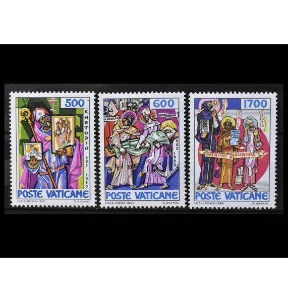 "Ватикан 1985 г. ""1100 лет со дня смерти святого Мефодия"""