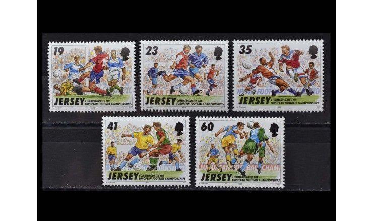 """Джерси 1996 г. """"Чемпионат мира по футболу, Англия"""""""