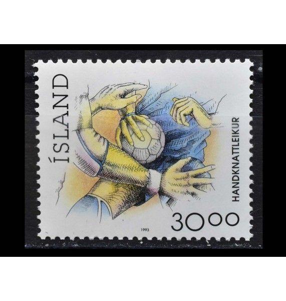 """Исландия 1993 г. """"Спорт"""""""