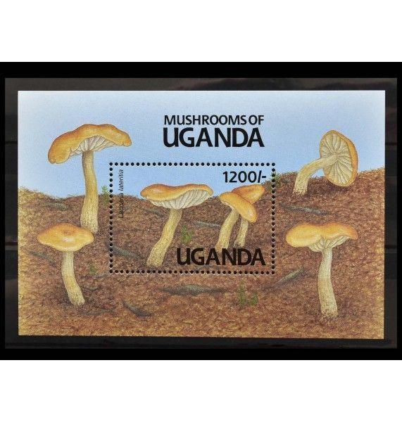 """Уганда 1991 г. """"Грибы"""""""