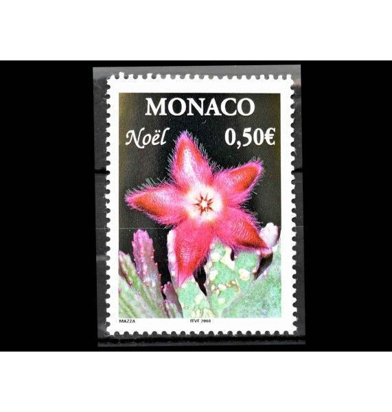 """Монако 2003 г. """"Цветы"""""""