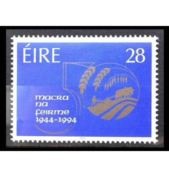 """Ирландия 1994 г. """"50 лет сельской молодежной ассоциации «Macra na Fiemme»"""""""