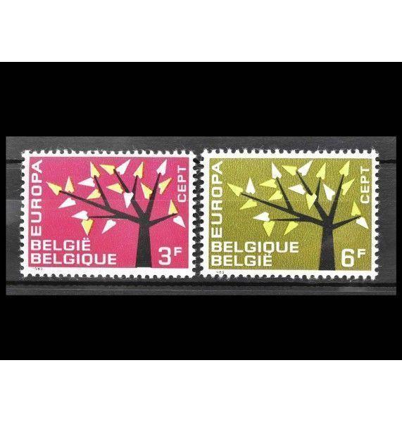 "Бельгия 1962 г. ""Европа"""