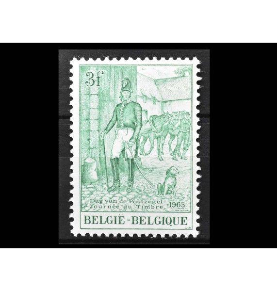 """Бельгия 1965 г. """"День почтовой марки"""""""