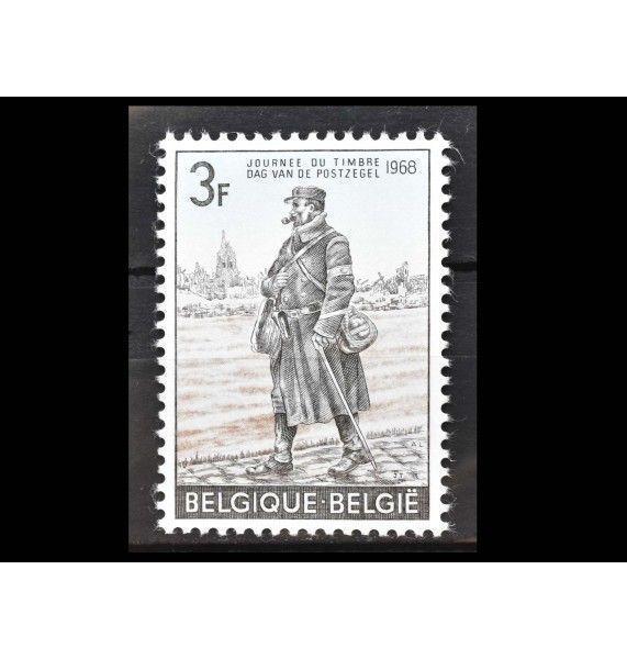 """Бельгия 1968 г. """"День почтовой марки"""""""