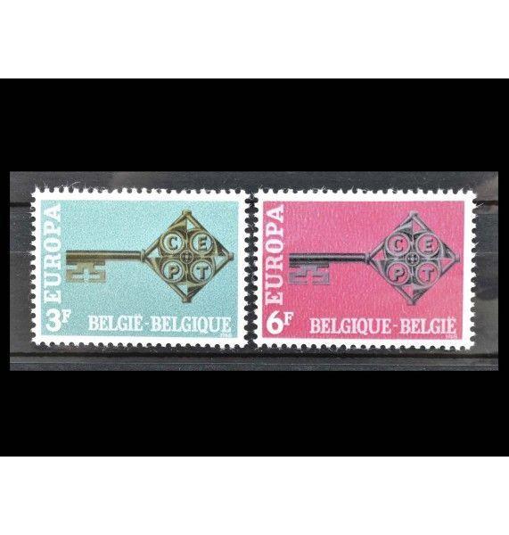 "Бельгия 1968 г. ""Европа"""