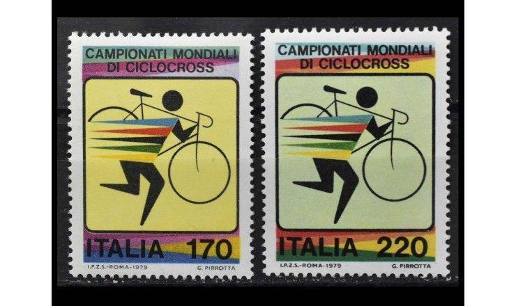 """Италия 1979 г. """"Чемпионат мира по велоспорту по Кросс-кантри"""""""