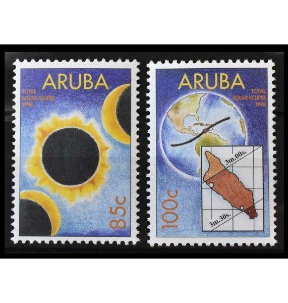 """Аруба 1998 г. """"Полное солнечное затмение"""""""