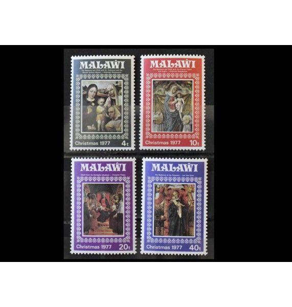 """Малави 1977 г. """"Рождество"""""""