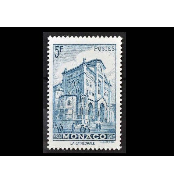 "Монако 1938/1939 гг. ""Стандартные марки: Виды"""