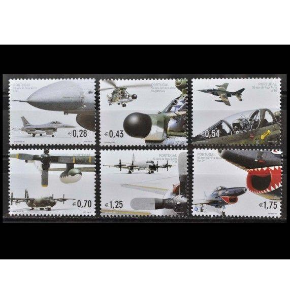 """Португалия 2002 г. """"50 лет Военно-воздушным силам"""""""