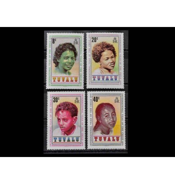 """Тувалу 1979 г. """"Международный год ребенка"""""""