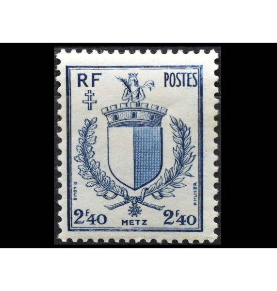 """Франция 1945 г. """"Освобождение Меца и Страсбурга"""""""