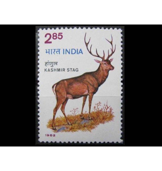 """Индия 1982 г. """"Дикая природа"""""""