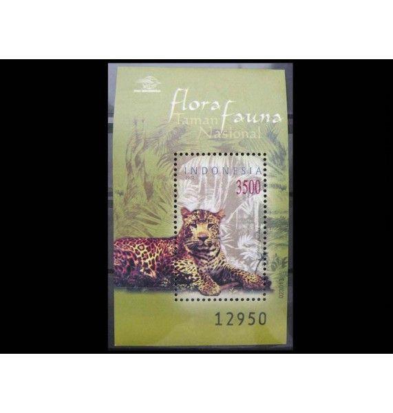 """Индонезия 2002 г. """"Флора и фауна"""""""