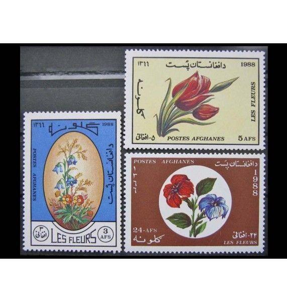 "Афганистан 1988 г. ""Цветы"""