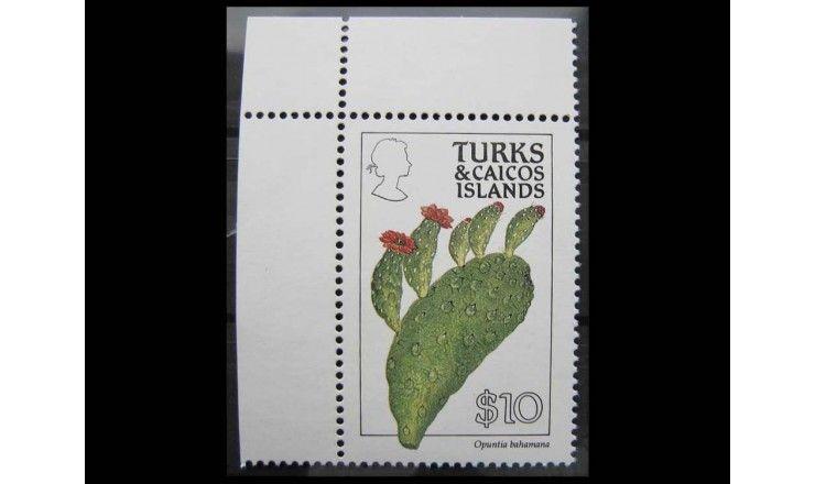 """Теркс и Кайкос 1990 г. """"Цветы"""""""
