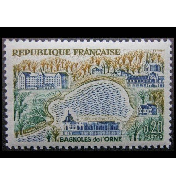 """Франция 1961 г. """"Баньоль-де-л'Орн"""""""
