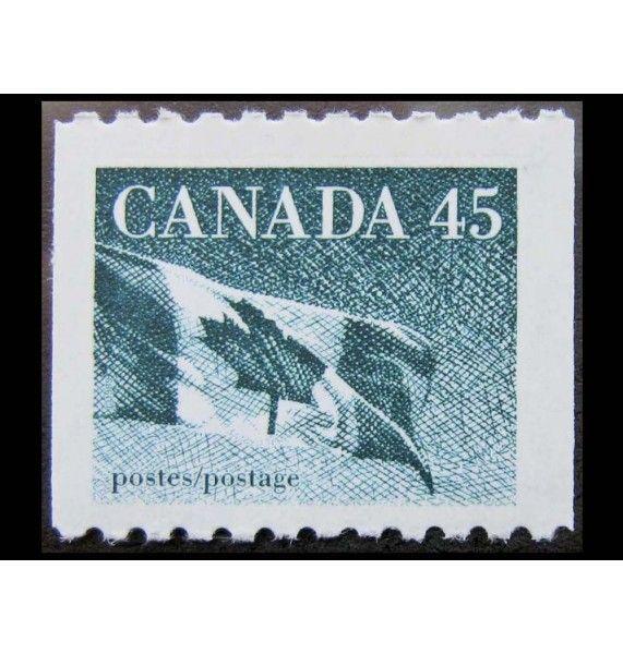 """Канада 1995 г. """"Национальный флаг"""""""