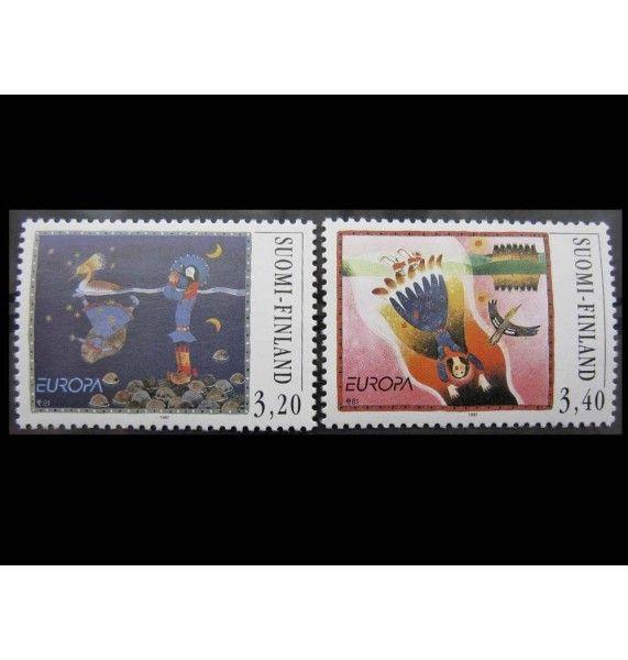 "Финляндия 1997 г. ""Европа: Саги и легенды"""