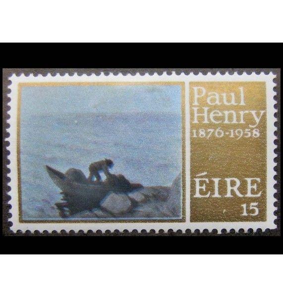 """Ирландия 1976 г. """"Современное искусство"""""""