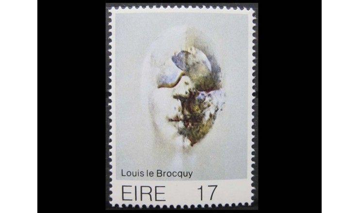 """Ирландия 1977 г. """"Современное искусство"""""""