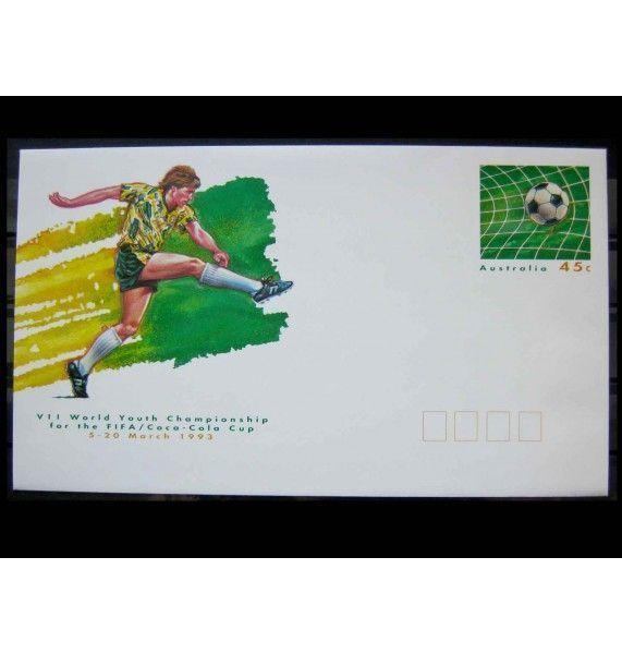 """Австралия 1993 г. """"VII молодежный чемпионат мира по версии ФИФА"""""""
